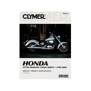 01 honda vt750dc owners manual