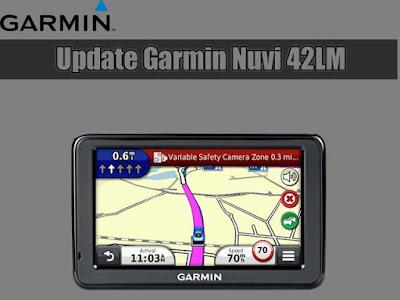 garmin nuvi 42lm user manual