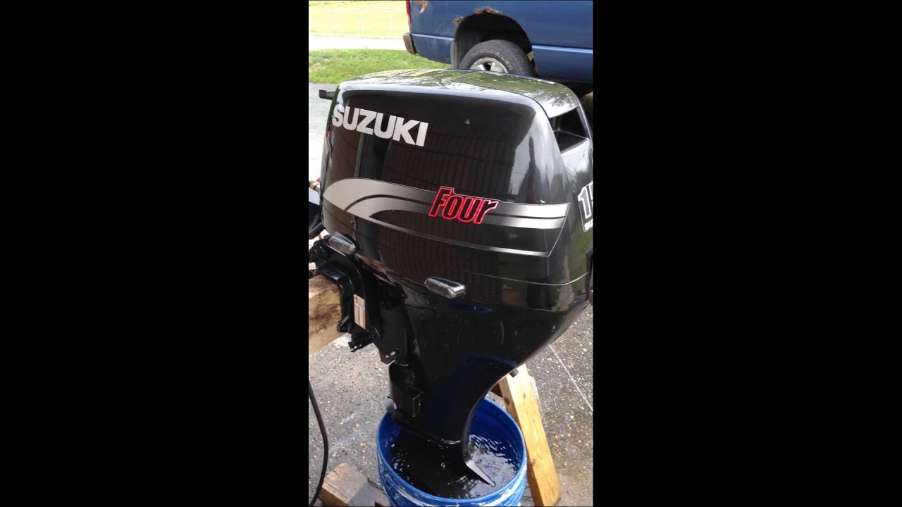 suzuki 15 hp 2 stroke outboard manual