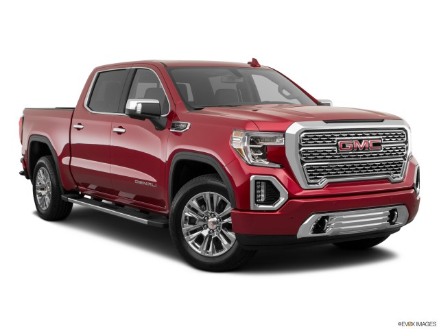 2019 gmc sierra owners manual