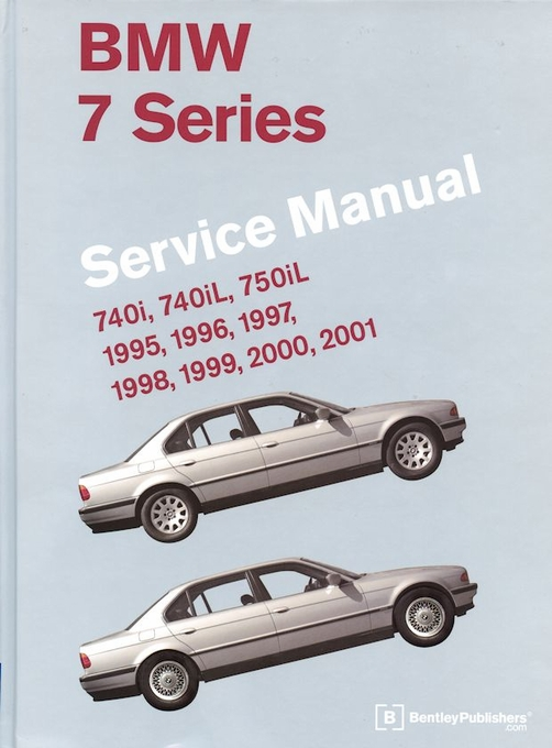 bmw 7 series service manual free download