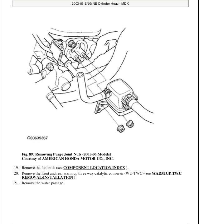2002 acura mdx service manual pdf