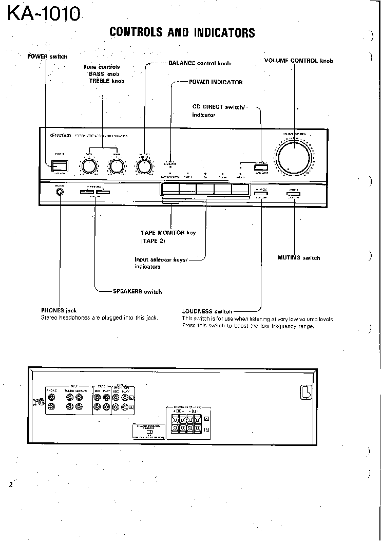 kenwood ka 1010 service manual