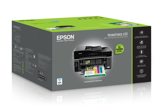 epson workforce 610 service manual