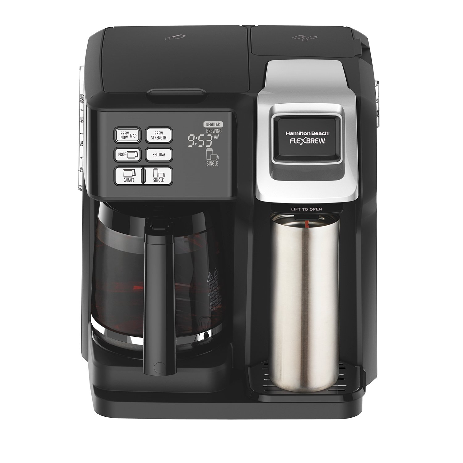 hamilton beach 2 way flexbrew owners manual
