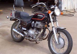 1981 honda cm400t owners manual