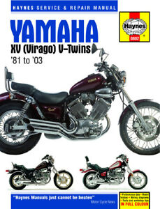 1982 yamaha virago 750 owners manual