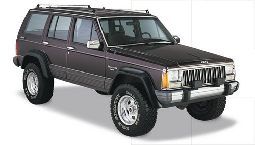 1988 jeep cherokee owners manual