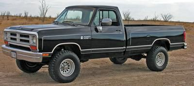 1989 dodge truck owners manual pdf