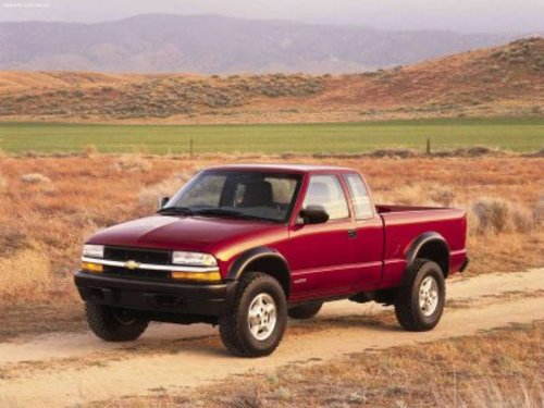 1995 chevy s10 owner manual