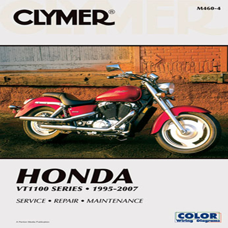 1995 honda shadow 1100 service manual