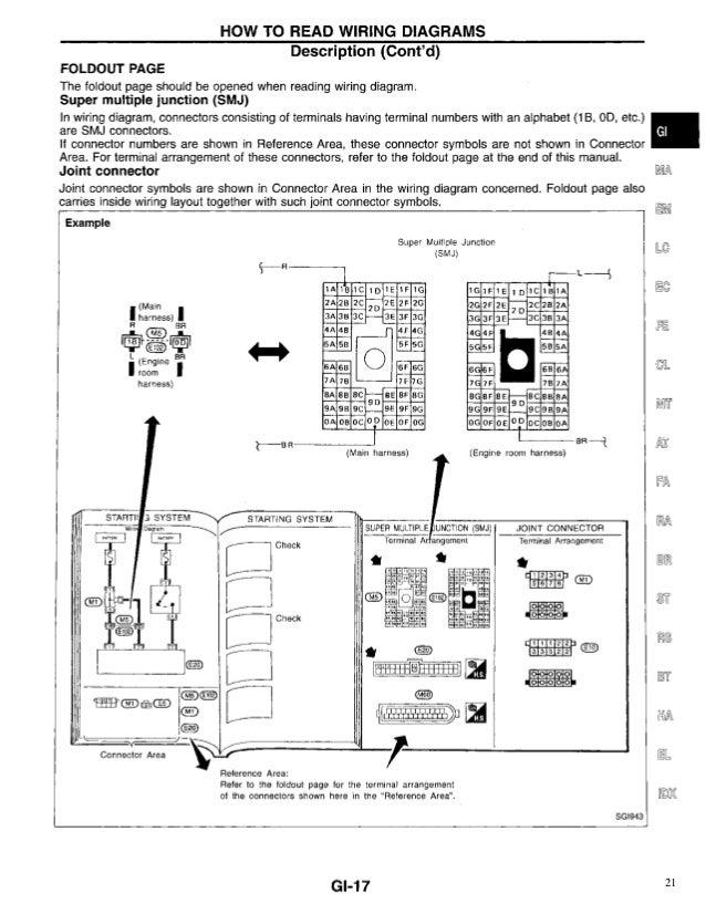 1997 nissan maxima service manual