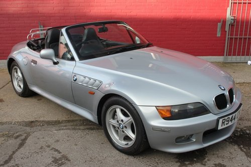 1998 bmw z3 owners manual