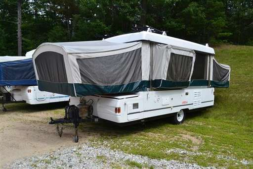 2002 coleman pop up camper owners manual
