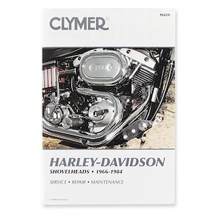 clymer vs harley service manual