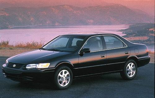 1998 toyota camry owners manual download