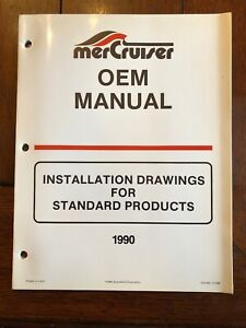 1992 mercruiser 3.0 service manual