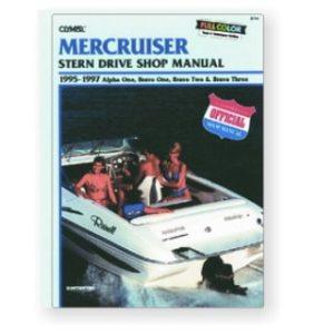 mercruiser bravo 2 sterndrive manual