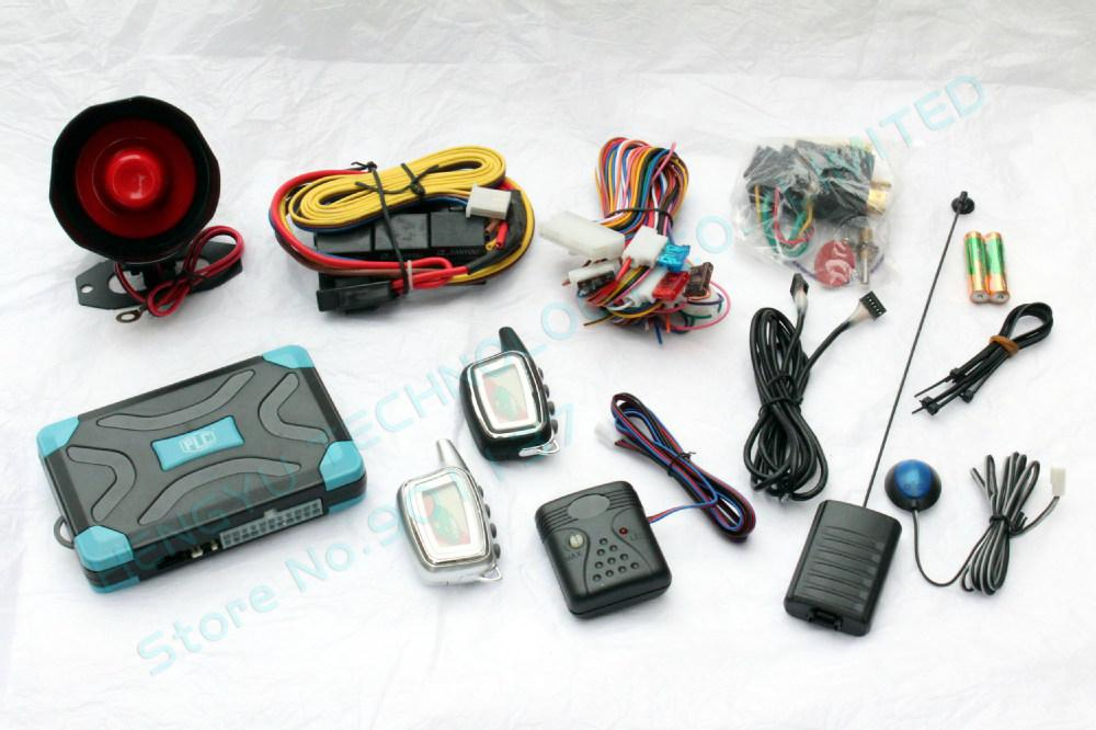 2 way car alarm system 1068 manual