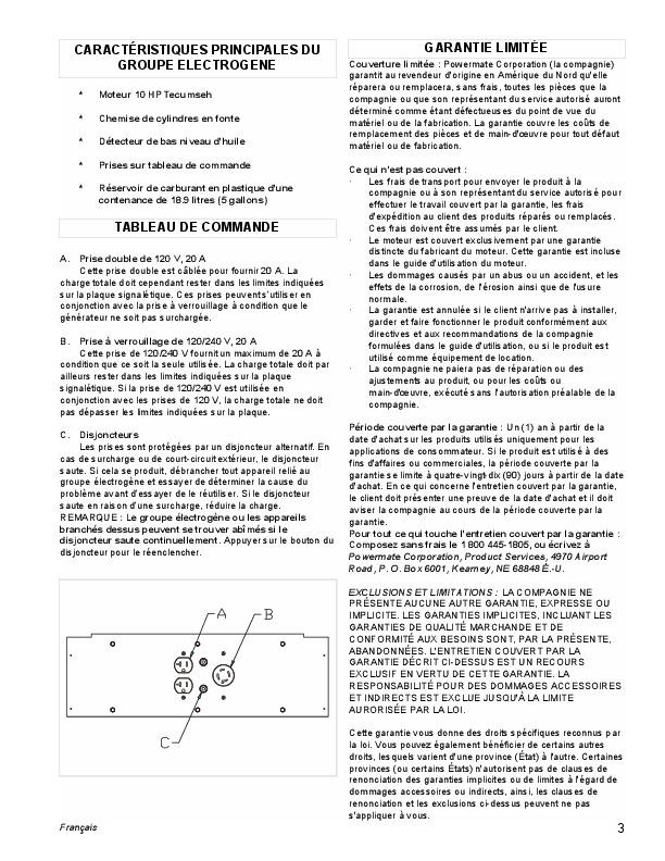 2000 coleman sedona owners manual