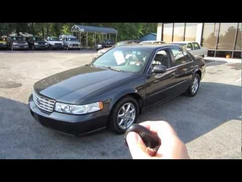 2002 cadillac seville sls owners manual