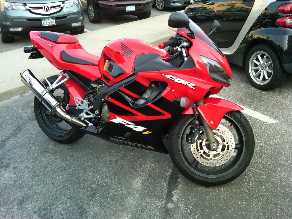2002 cbr 600 f4i owners manual
