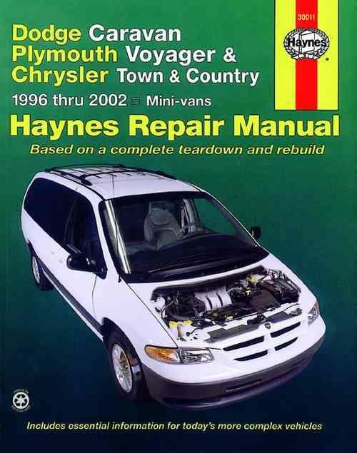 2002 dodge caravan sport owners manual
