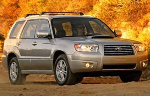 2006 subaru forester owners manual pdf