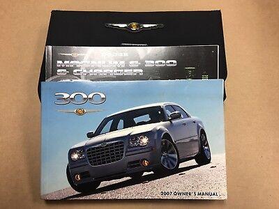 2007 chrysler 300 owners manual