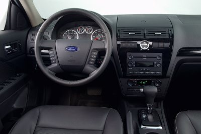 2007 ford fusion sel v6 owners manual