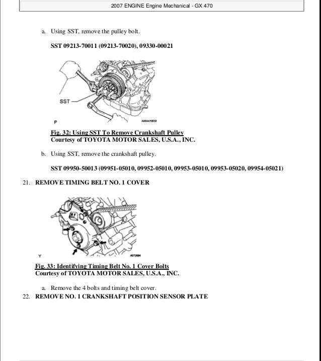 2007 lexus gx470 owners manual
