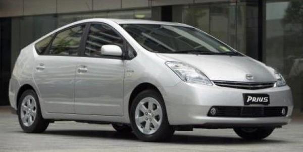 2007 toyota prius hybrid owners manual