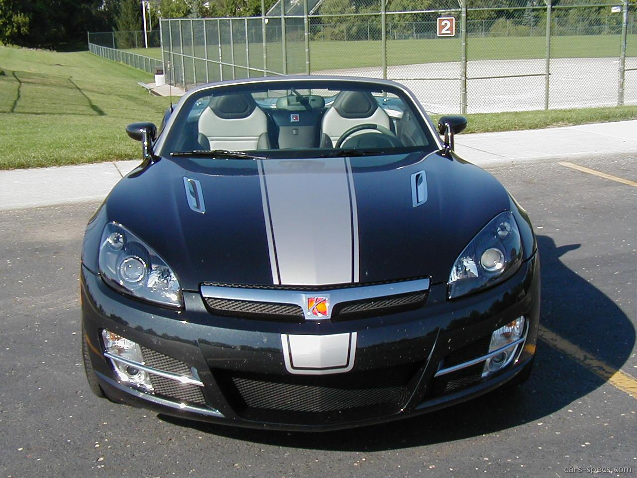2008 saturn sky redline owners manual
