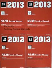 2012 cadillac srx service manual