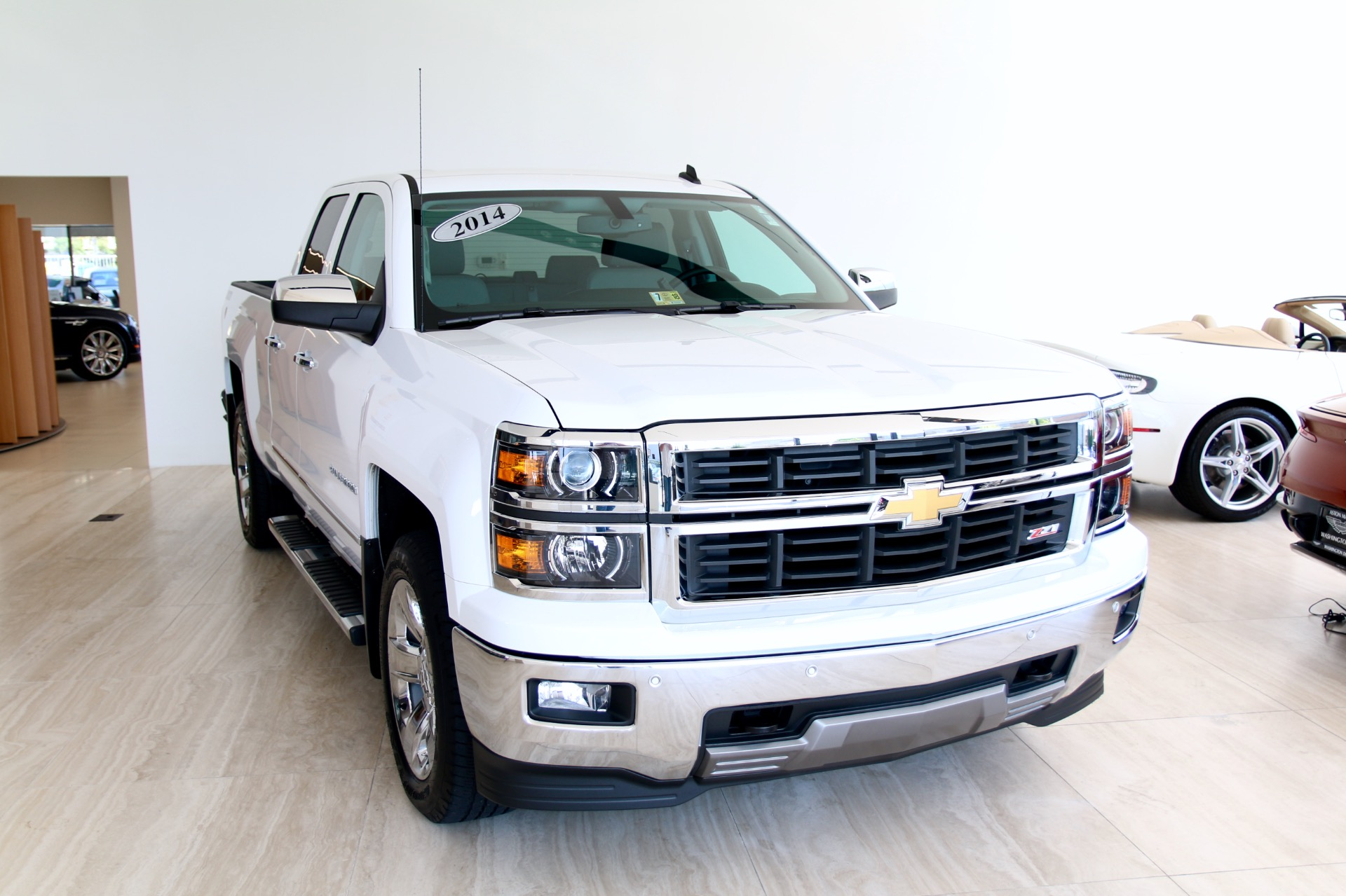 2014 chevy silverado ltz owners manual