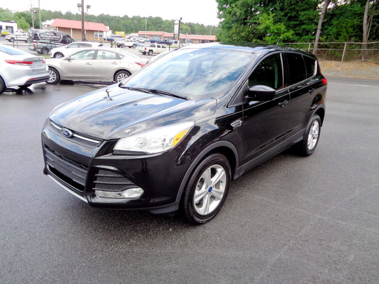 2015 ford escape se owners manual