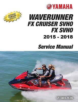 2016 yamaha waverunner owners manual
