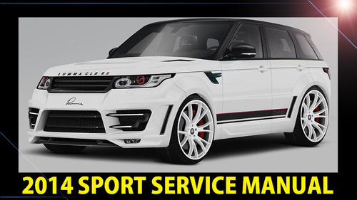 2017 range rover sport owners manual pdf