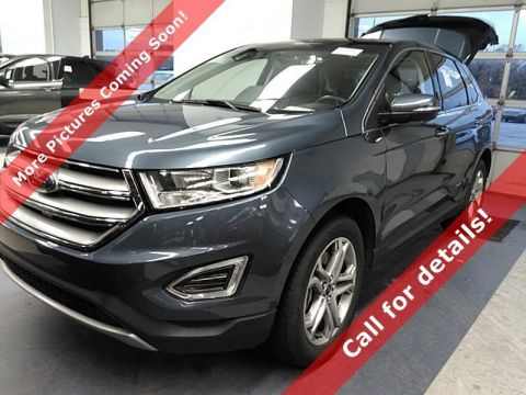 2018 ford edge titanium owners manual