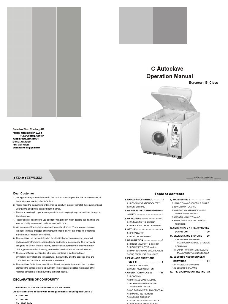 chicco sterilizer 2 in 1 instructions manual