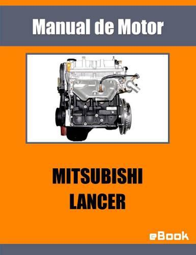 mitsubishi lancer 4g13 service manual