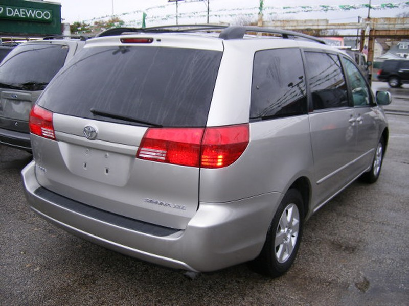 2005 toyota sienna xle owners manual