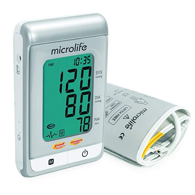 microlife bp a100 plus user manual