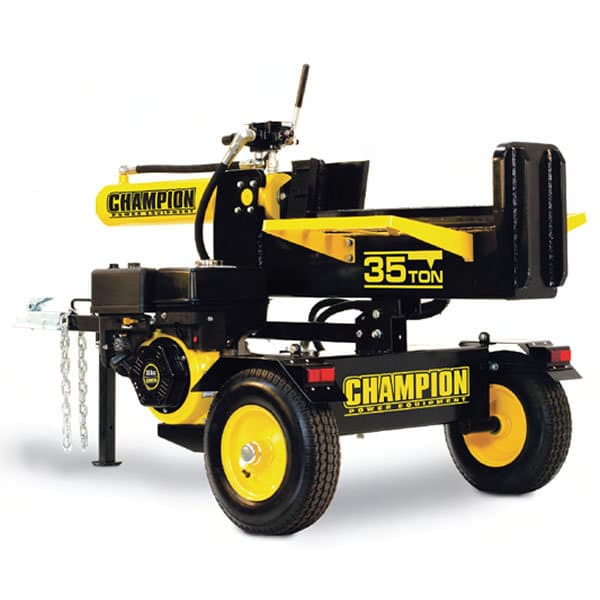 champion 27 ton log splitter owners manual