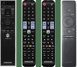 samsung smart tv remote control user manual