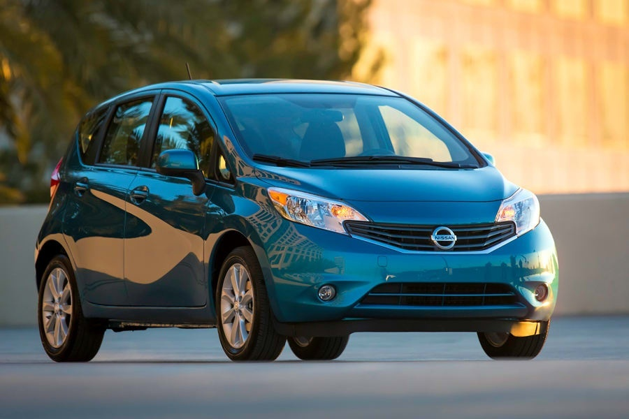 nissan versa note 2016 owners manual