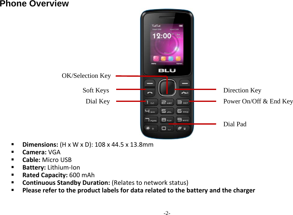 cell phone user manual pdf