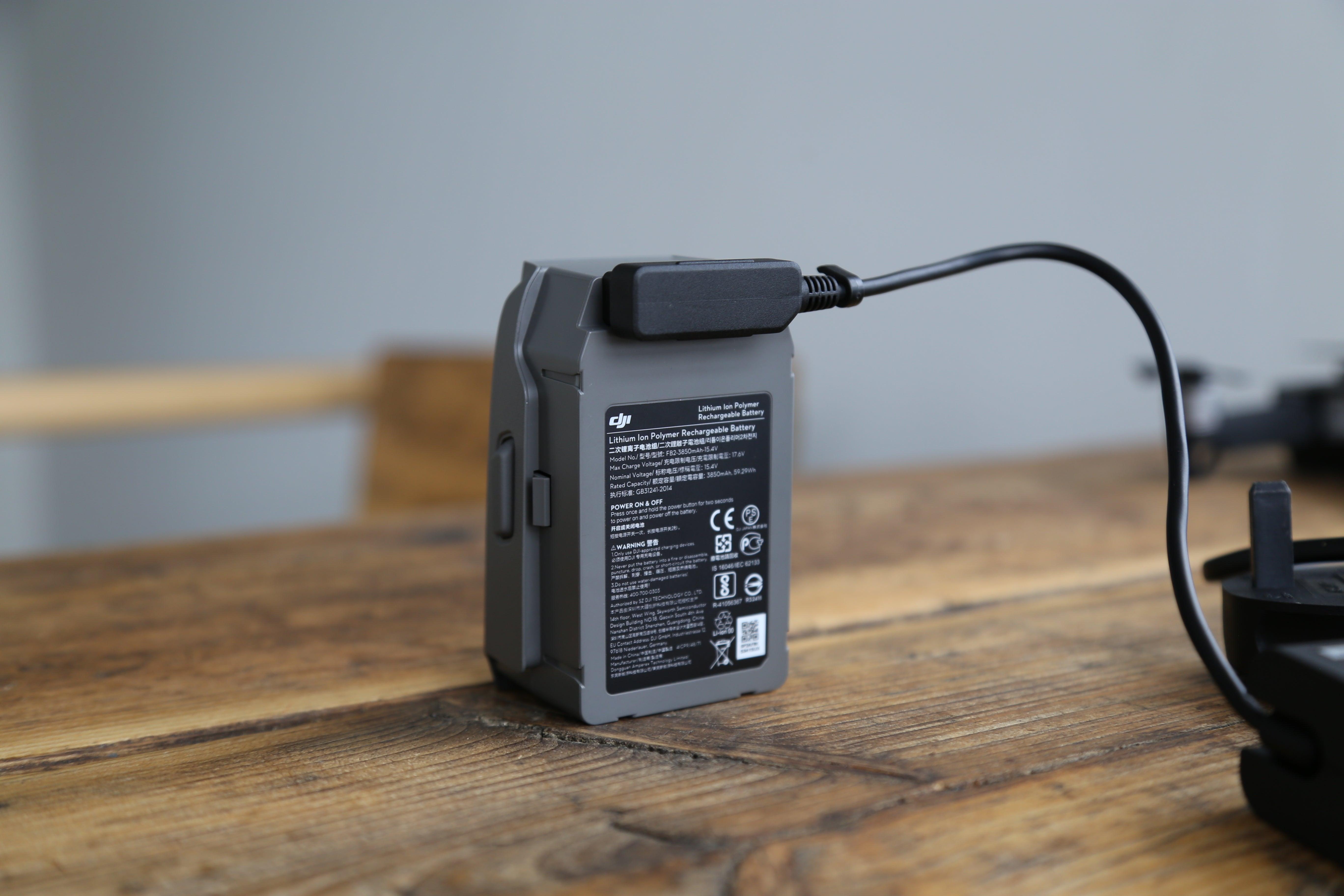 mavic 2 pro battery manual