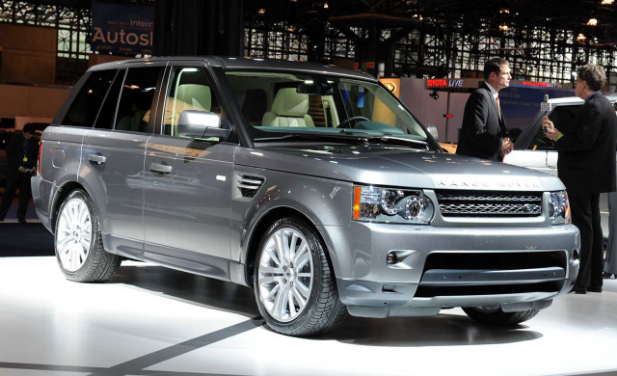 2010 range rover owners manual
