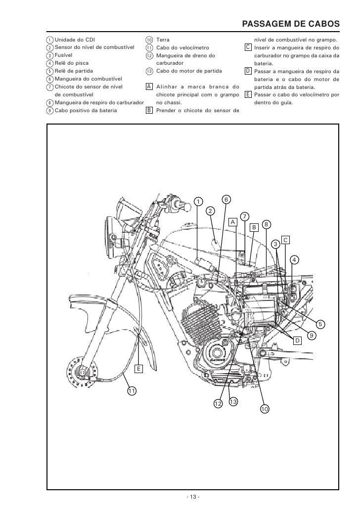 yamaha ybr 125 user manual